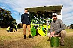 Hybrid Pitch Brings New Life to Sporting Field