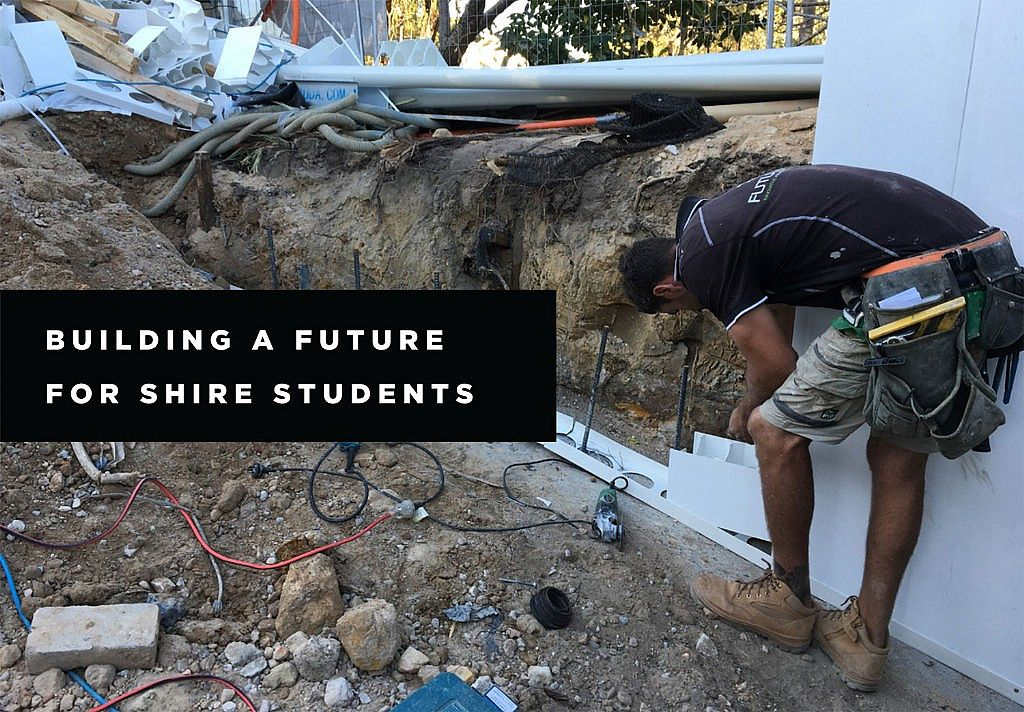 Building a Future for Shire Students