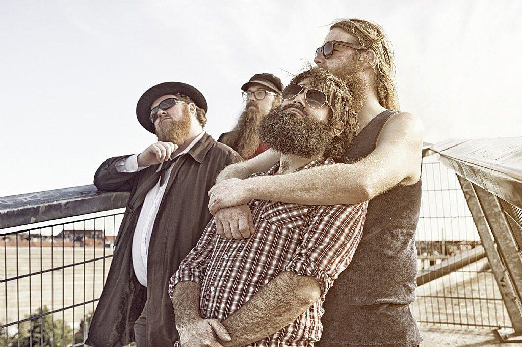 The Beards Declare 'Mission Accomplished',  Announce Farewell Tour