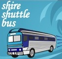 Shire Shuttle Bus