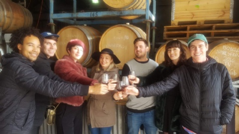 Shoalhaven Coast Wine Tour