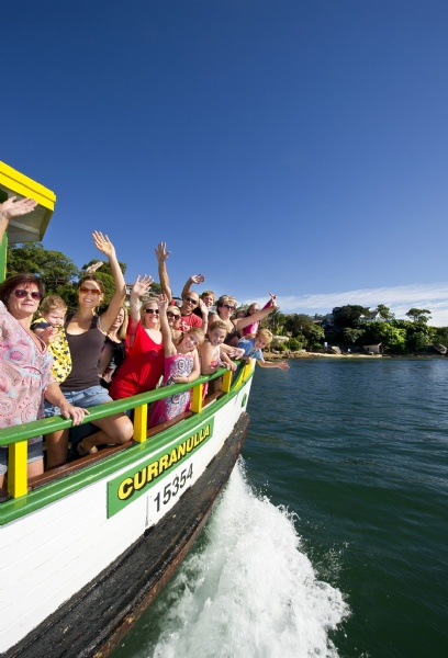 Bundeena Ferry Service