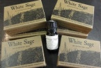 Lovely White Sage Soap White Sage Essential Oil -
