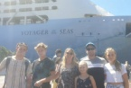 Transport to Sydney Cruise Terminals